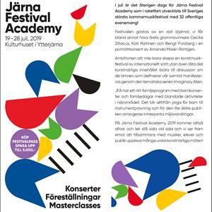 Järna Festival Academy
