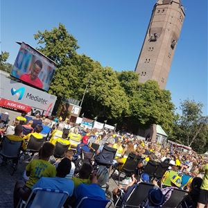 FIFA Women's World Cup 2019 på Stortorget