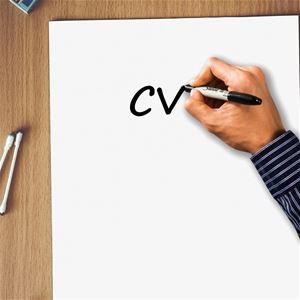 Hjälp med att skriva CV och personligt brev