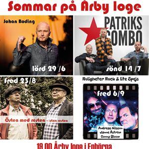 Sommar på Årby loge