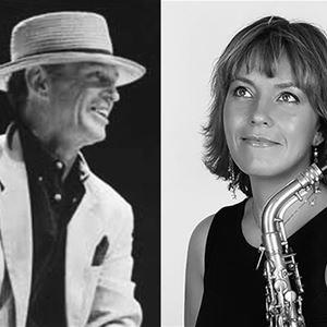 Georgie Fame med Amanda Sedgwick och Claes Crona Trio