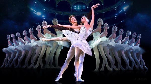 Dans: Svansjön med St. Petersburg Festival Ballet