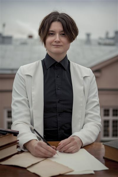 Erik Larsson, Öppen poesiscen