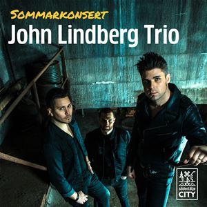 John Lindberg Trio - Sommarkonsert i City