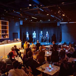 Teater: Performance Lecture med Linnéuniversitetet