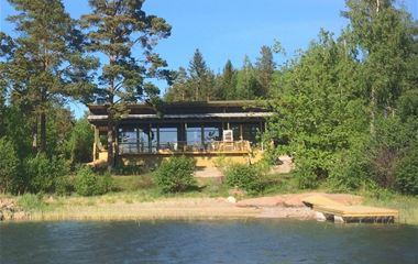 Långvikens stugor, Villa Stenudda