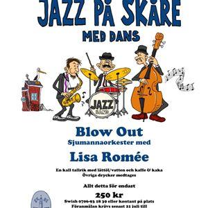 Jazz på Skåre med dans