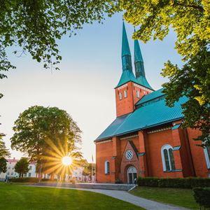 Öppen guidning av Domkyrkan