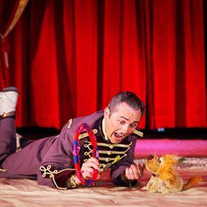 Linda Himsel, Cirkus Olympia