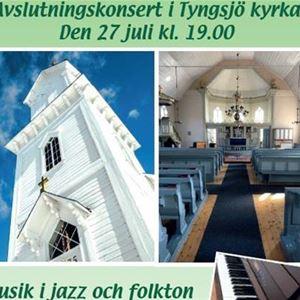 Kyrkokonsert, Tyngsjö
