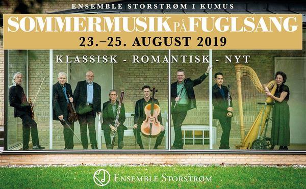 Sommermusik på Fuglsang 2019