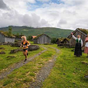 © Kyle Meyr, Hornindal rundt, Norges tøffaste fjelløp