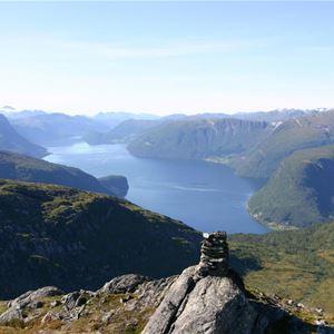 © Egil Seljeset, Hornindal rundt, Norges tøffaste fjelløp