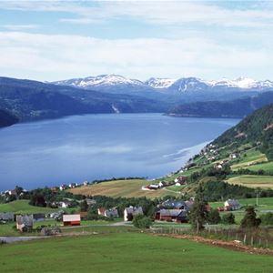 Sommardagane i Utvik