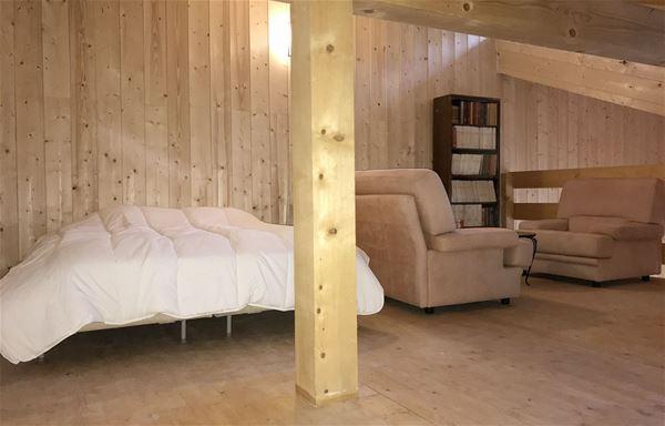 3 pièces + mezzanine 6 personnes / APPARTEMENT CHARLOTTE (Montagne de Charme)