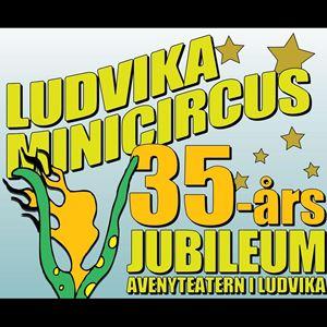 Ludvika minicirkus 35-års jubileum