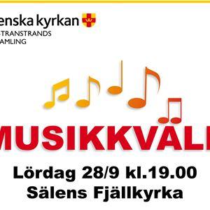 Musikkväll Sälens Fjällkyrka
