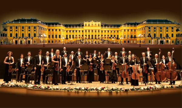 Musik: Nyårskonserten 2020 - Schönbrunns Slottsfilharmoniker, Wien