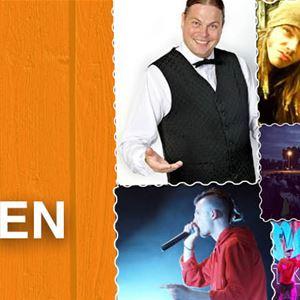Kultur på bygden: Konsert med bandet Chuck's beat