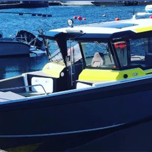S.E.A Boat Elias båttransport/sjötaxi