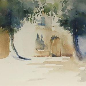 Annelie Lindholm - akvareller