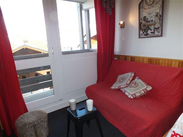Lauzières 303 > 2 Rooms + Cabin - 4 People - 2 Bronze Snowflakes (Ma Clé IMMO)