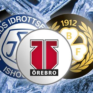 Leksand IF vs Örebro HK