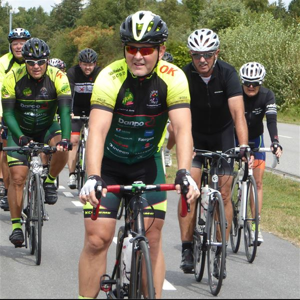 Cykeltur Falster Rundt - 3 etaper
