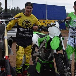 Motocross SM Årsunda 10-11 augusti