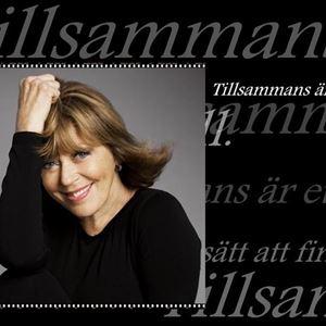 Lill Lindfors-Tillsammans är ett sätt att finnas till