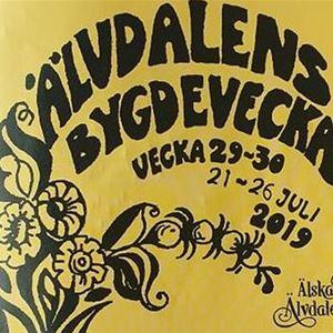 Älvdalens bygdevecka - Blyberg