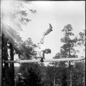 Ada Stridlund,  © Sundsvalls museum, Fotoutställning på Norra Berget