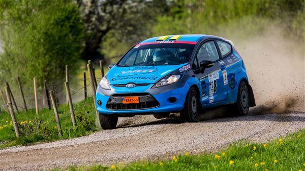 Car racing - Sweden championship final