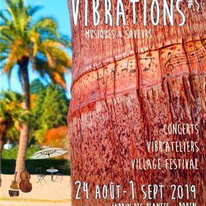 FESTIVAL VIBRATIONS : FÊTE DE CLÔTURE - LE BAL A TOUS VENTS - Cie ZAMELIBOUM, samedi 31 août