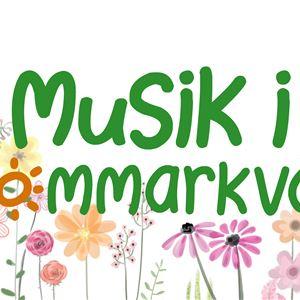 Musik i sommarkväll - Torpa kyrka - Lasse, Stefan och Johan.