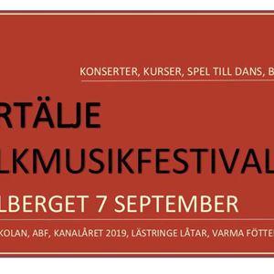 Södertälje Folkmusikfestival 2019