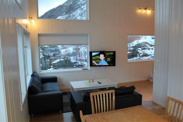 Visit Årviksand - Hytter