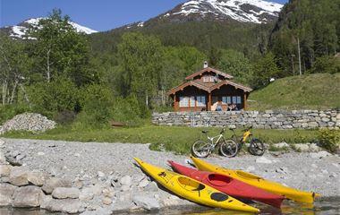 Lidasanden cabins