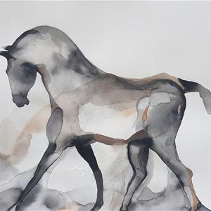 Emelie Lilja - akvareller