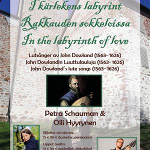 Concert: In the labyrinth of love - Lute songs in the Castle
