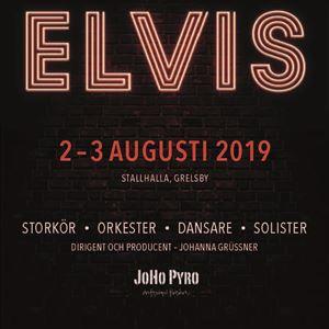 Elvis Show at Stallhalla
