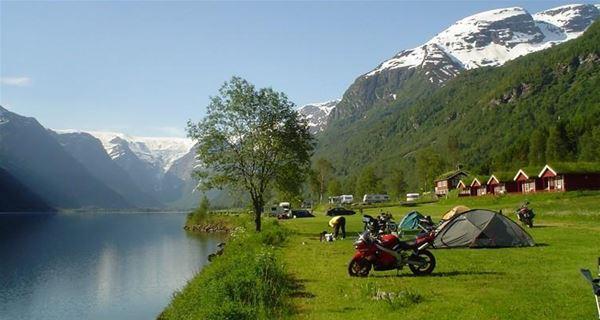 Gryta camping
