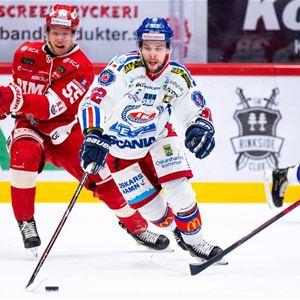 Pär Olert, Bildbyrån, IK Oskarshamn - HV71