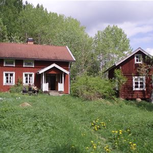 Stad-Arvids cottage Färnebofjärdens National park