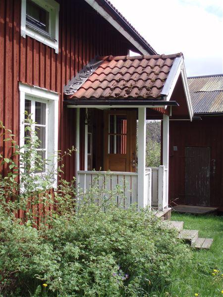 Stad-Arvids cottage Färnebofjärdens National park