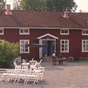 Ställplats Dannäs Våffelcafé