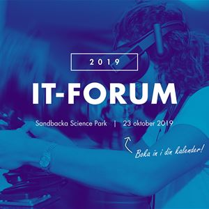 IT-Forum 2019