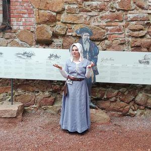 Guided tour at Kastelholm Castle
