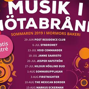 Music in Nötabrånde
