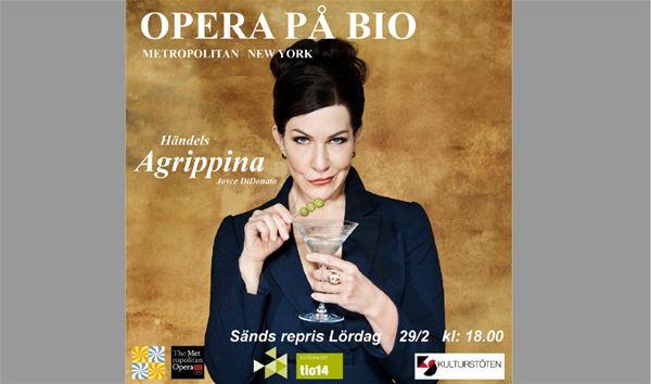 Opera på bio - Agrippina